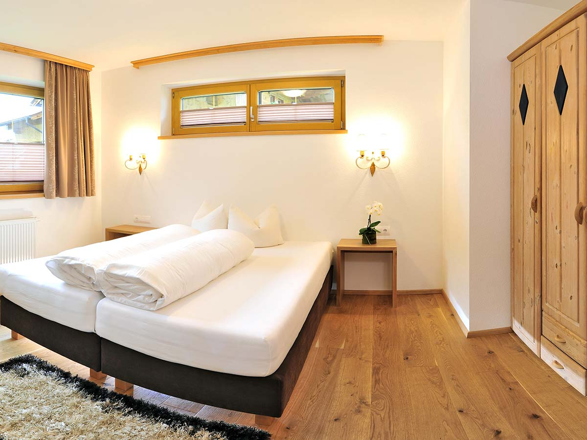 Apartment Alpenmohn Landhaus Anja Holidays in the stubai valley in Tyrol Austria