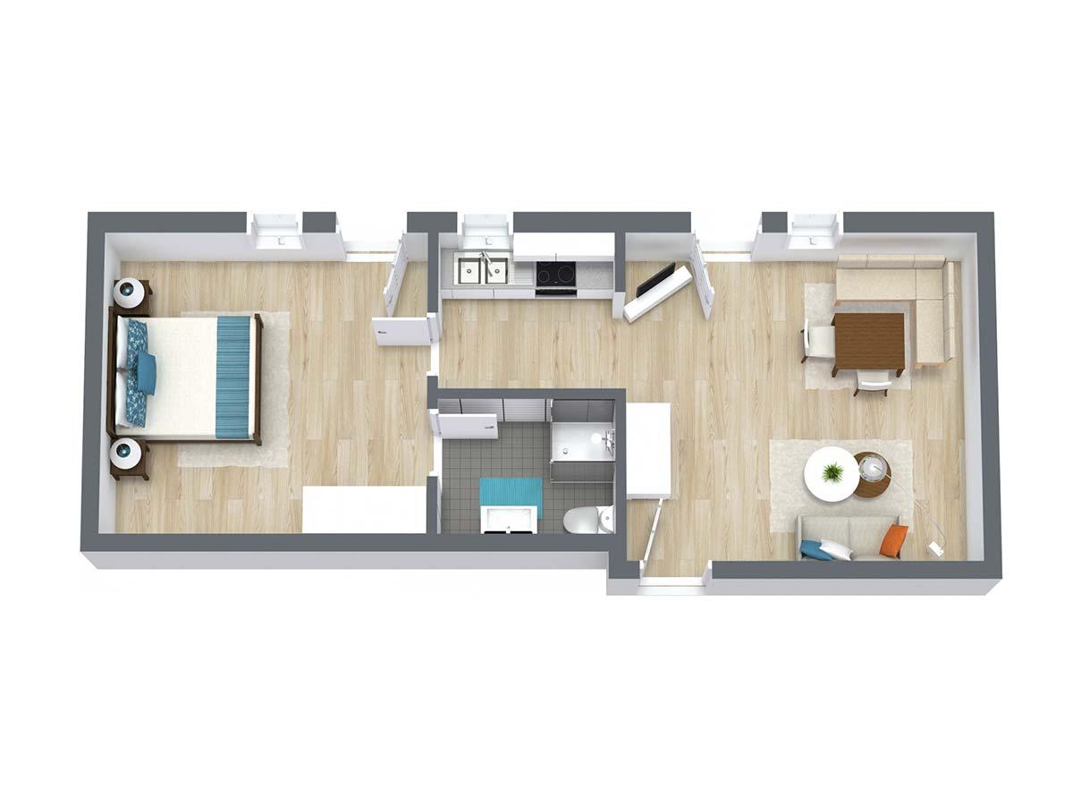 Appartement Azalee Landhaus Anja Appartements und Ferienwohnungen in Neustift Stubaital Tirol