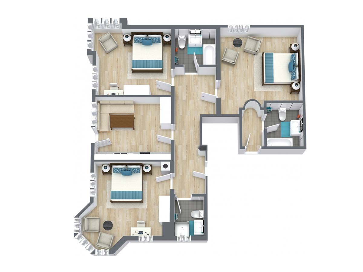 Appartement Anemone X-Large Landhaus Anja Appartements und Ferienwohnungen in Neustift Stubaital Tirol