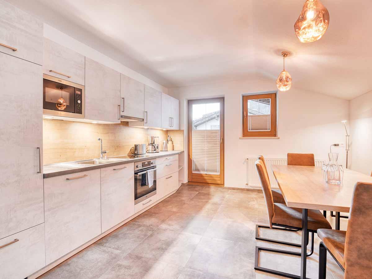 Appartement Arnika Landhaus Anja Neustift im Stubaital Tirol Österreich